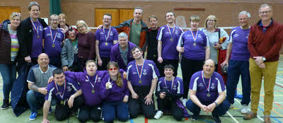 Special Olympics at Cannock