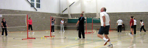 Badminton at Kesgrave
